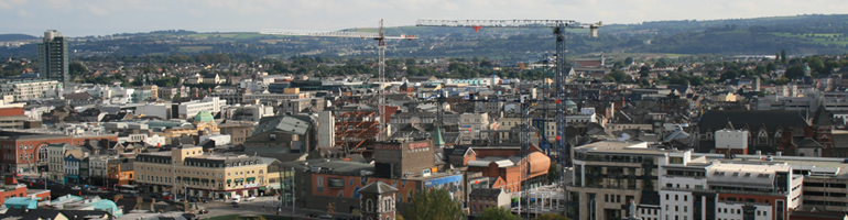 Life in Cork City Ireland from an expat American's perspective
