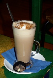 Milk Chocolate Hot Chocolate at O'Conaill's in Cork City
