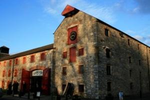 Jameson Whiskey's Old Midleton Distillery