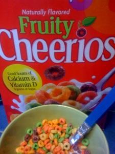New Cheerios