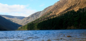 View of Glendalough