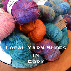 Where to buy yarn in Cork
