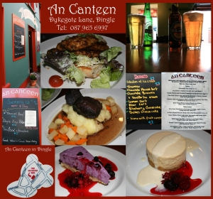An Canteen - delicious restaurant in the heart of Dingle, Co. Kerry