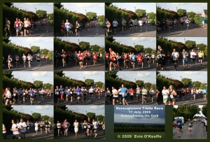 Photos of the start of the 27th Annual Donoughmore 7-mile Race.  © Evin O'Keeffe