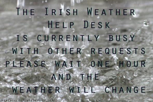 IrishWeatherHelpDesk