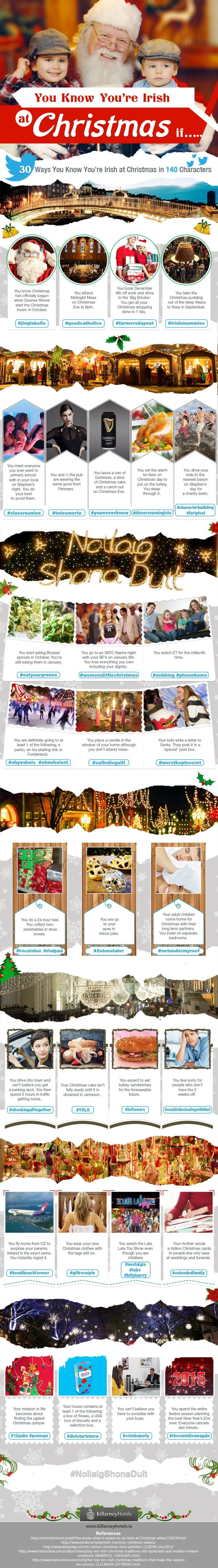 Killarney Hotels IG Christmas Ireland Final