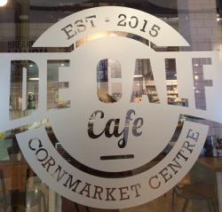 De Calf Cafe Cork