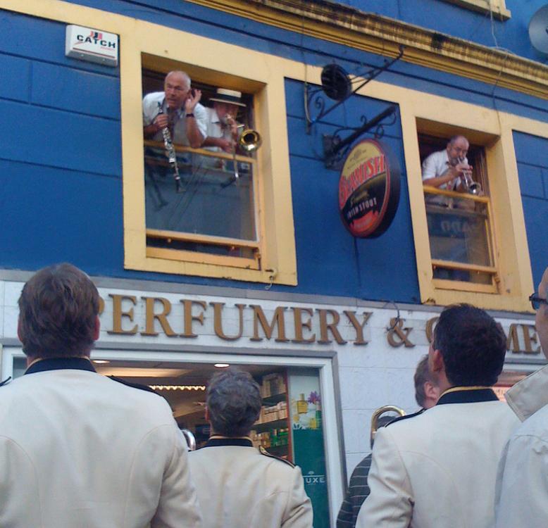 Cork Jazz Weekend on 40 Shades of Life ©2010 Evin O'Keeffe