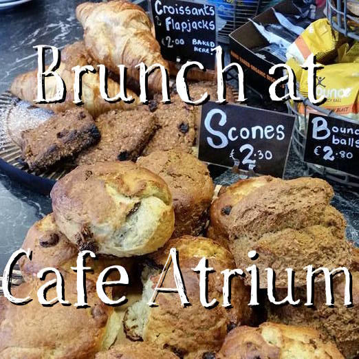 Brunch at Café Atrium, Cork City | 40 Shades of Life Blog
