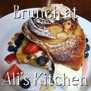 Brunch at Ali's Kitchen in Cork City | 40 Shades of Life