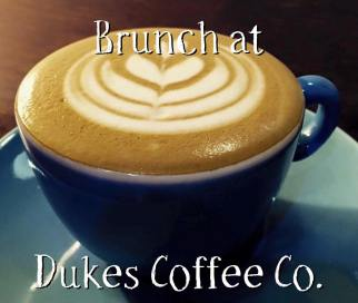 Brunch at Dukes Coffee Company, Cork, Ireland | 40 Shades of Life Blog