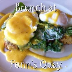 Brunch at Fenn's Quay, Cork City | 40 Shades of Life Blog