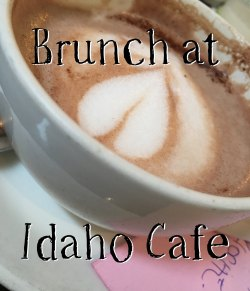 Brunch at Idaho Cafe in Cork City | 40 Shades of Life