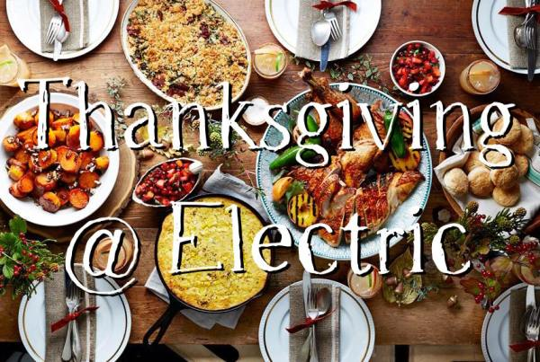 Thanksgiving at Electric in Cork City | 40 Shades of Life