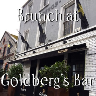 Brunch at Goldberg's Bar in Cork City | 40 Shades of Life
