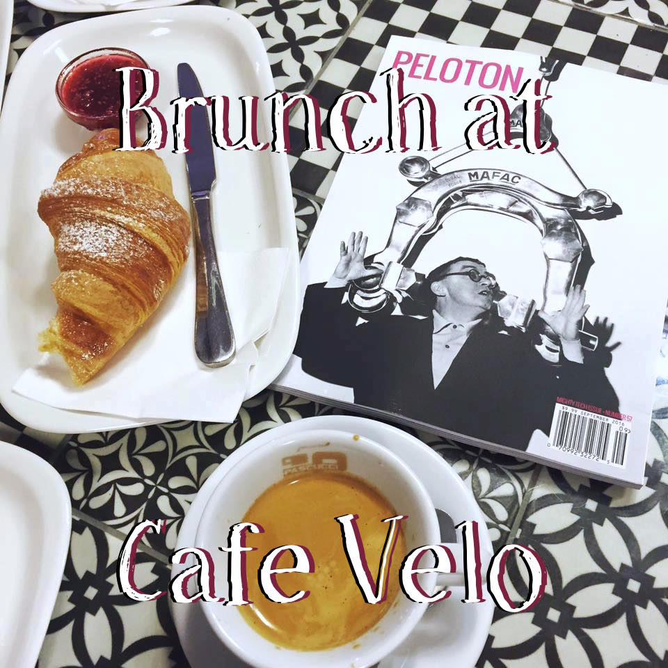 Brunch at Cafe Velo, Cork City | 40 Shades of Life