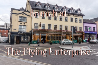 Brunch at The Flying Enterprise | 40 Shades of Life