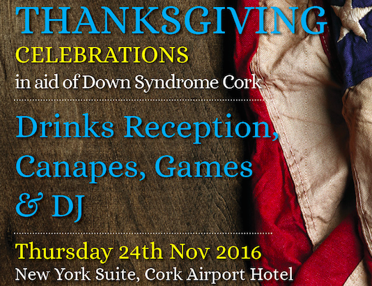thanksgiving 2016 at cork airport hotel 40 shades of life