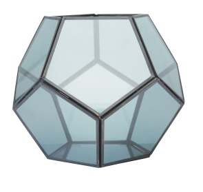 Homesense_Grey Geo Vase_€19.99