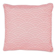 Homesense_Indoor-Outdoor Pink Cushion_€12.99