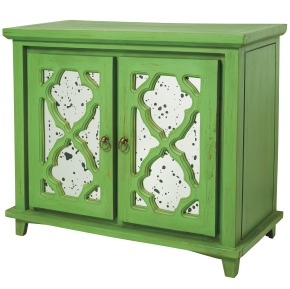 Homesense_Kelly Green Sideboard_€249.99