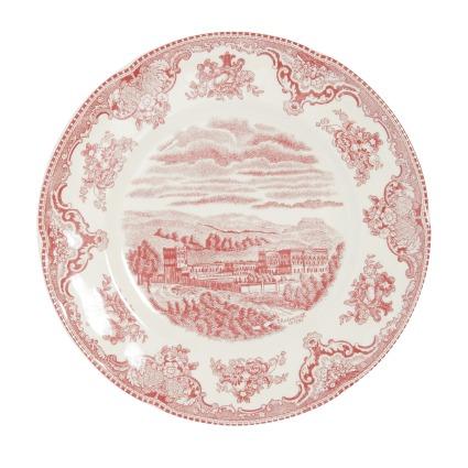 Homesense_Pink Plate_€5.99