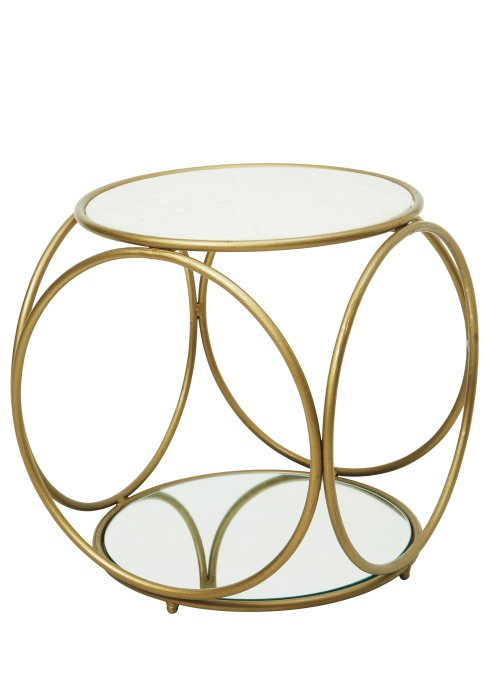 Homesense_Round Side Table_€99.99