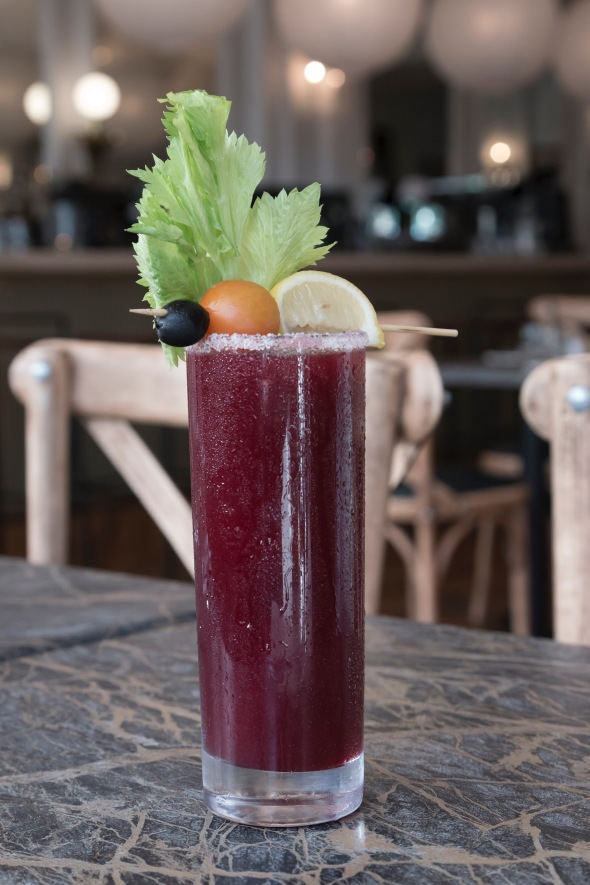 Dockland Beetroot Bloody Mary 2