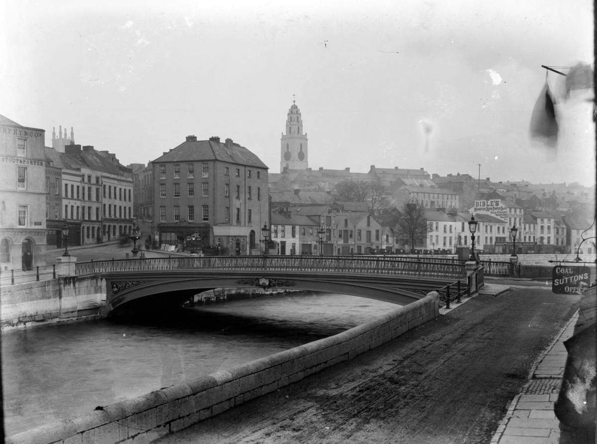 Old Cork City Photos from National Library ofIreland