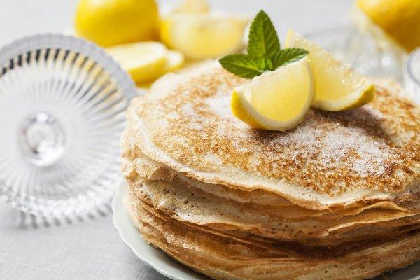 Pancakes at Clayton Silver Springs, Cork city