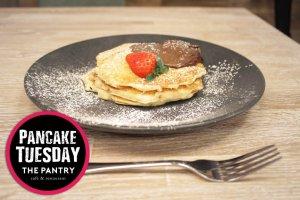 Pancakes at The Pantry, Cork city
