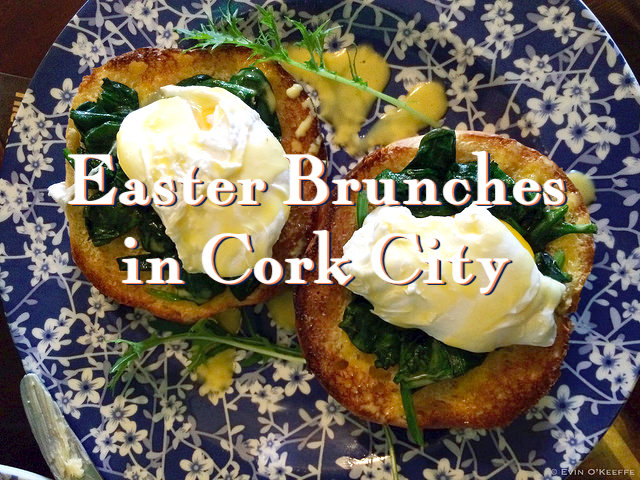 Easter Brunch in Cork City - Slainte Cork